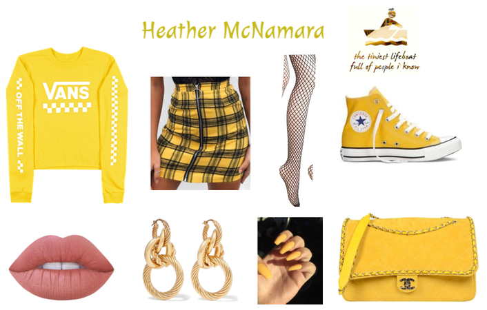 Heather McNamara