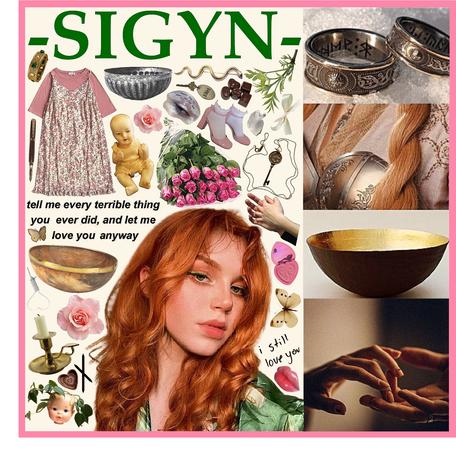 NORSE MYTHOLOGY: Sigyn