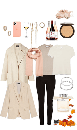 beige fall party