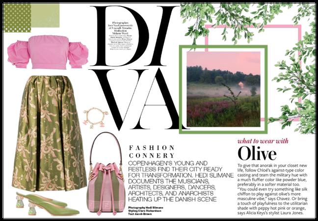 Olive DIVA