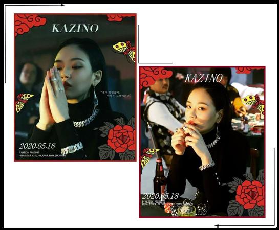 Broken Heart 'KAZINO' Concept Photo