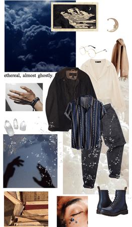 //the moon//