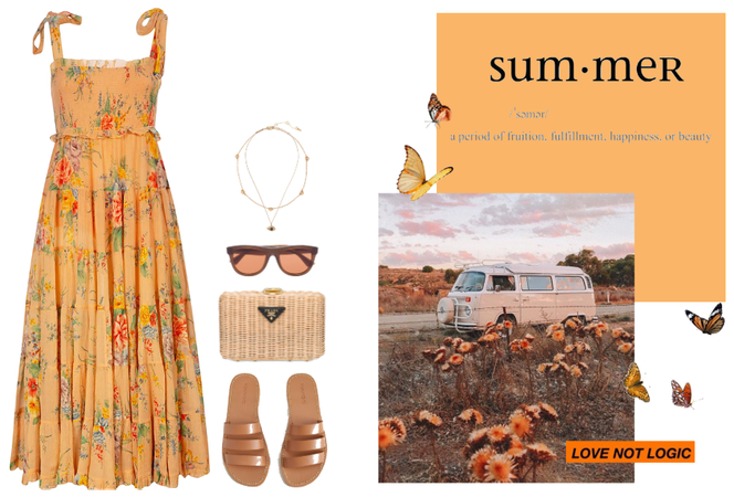 Summer State Of Mind (Look 1)
