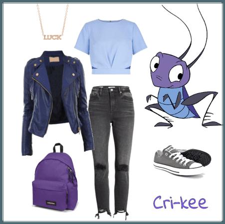 Cri-kee outfit - Disneybounding