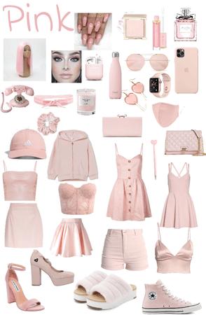 light pink challenge