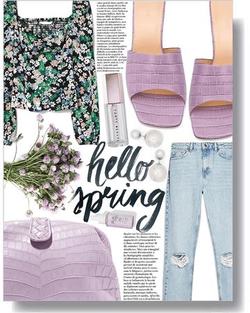 hello spring 🌸