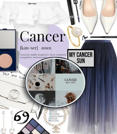 The Cancer Sun