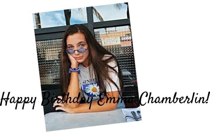 Emma Chamberlin
