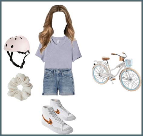 60s Bike Ride
