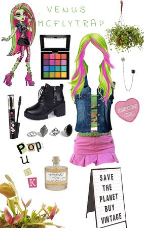 Monster High- Venus McFlytrap