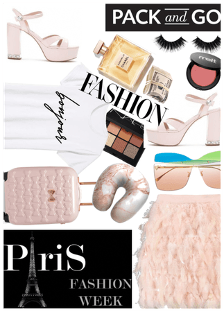 Pack for Paris contest