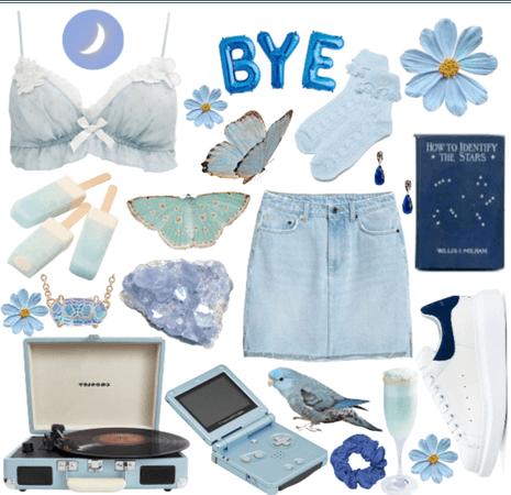 baby I'm Blue