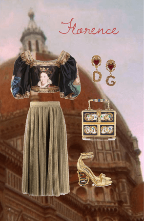 Florence Inspired