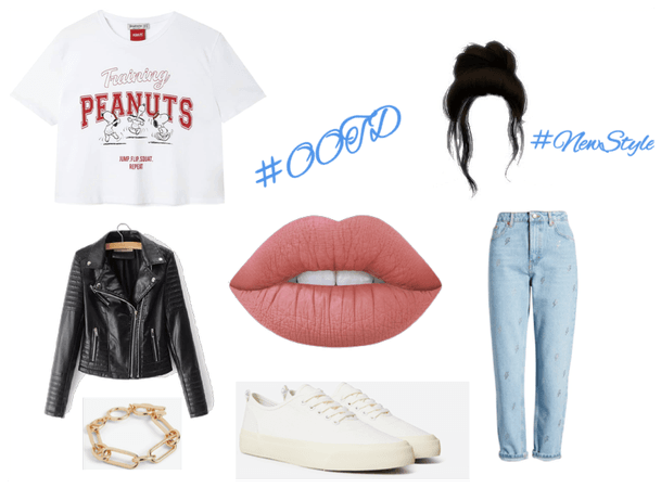 OOTD In General -- for the New Creators Challenge