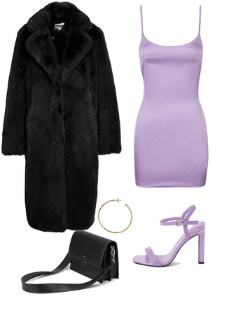Night-Part outfit