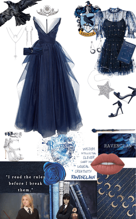 Ravenclaw Ball and after party
