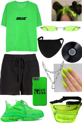 Billie Eilish outfit 🔥