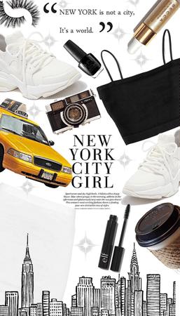 urban style-NEW YORk!!!🌃🏙