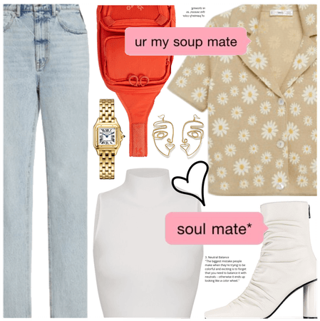 A soup mate or a soul mate?🍜