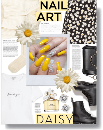 spring daisy 🌼
