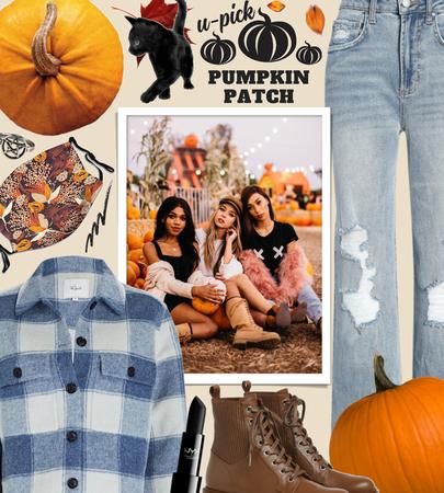 FALL 2021: Pumpkin Patch Style