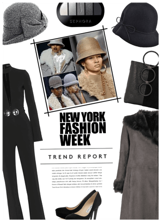 NYFW: Trends -Cloche Hats