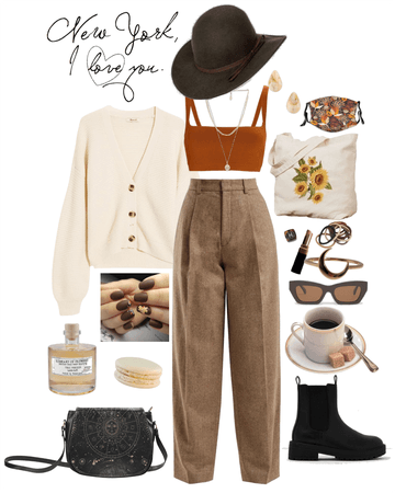Fall New York outfit