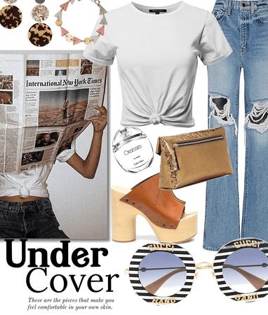 Undercover Obsession | @sadcherrysoda Contest