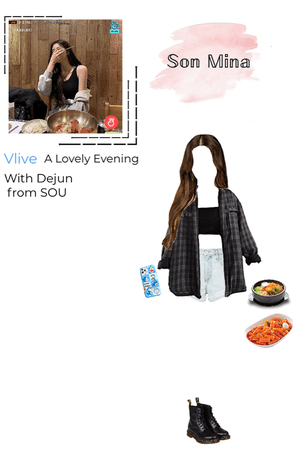 Vlive- A Lovely Evening (With Dejun)