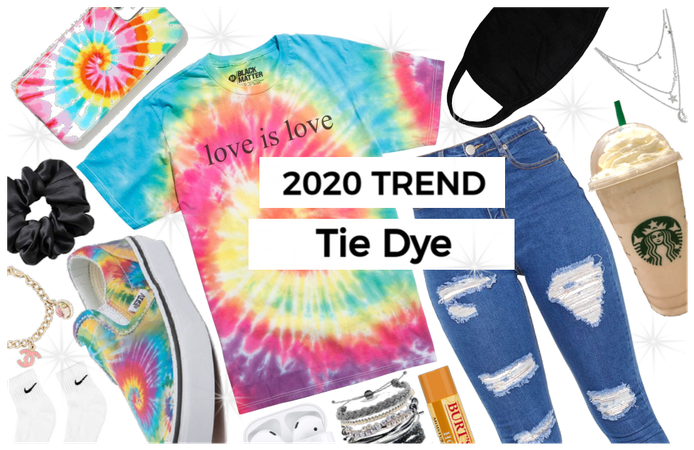 2020 Trend : Tie Dye