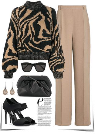 classic brown-black look