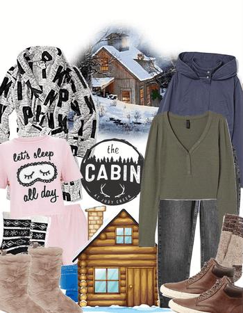 All Day, All Night Winter Cabin Wear