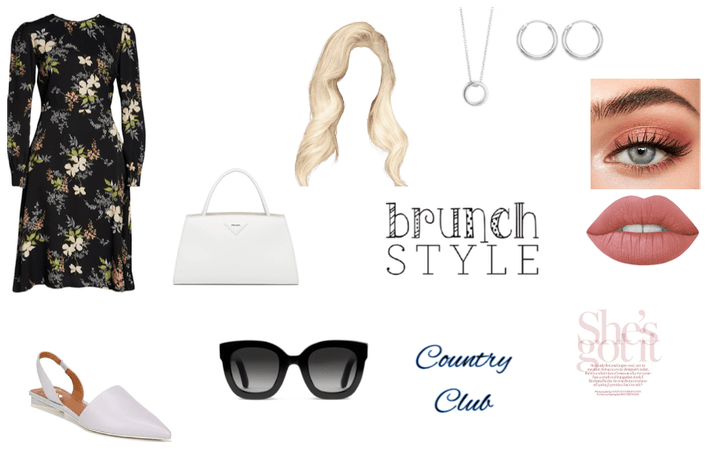 Brunch At The Country Club