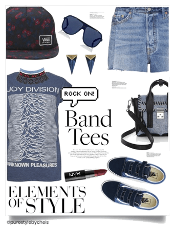 How to Rock A Band Tee
