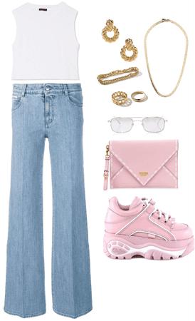 Pink Look 💅🏻😘
