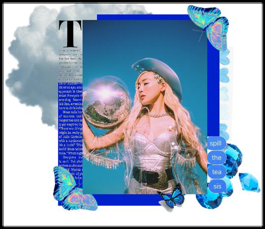 Somi for galore magazine.7/16/20