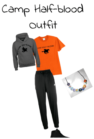 Percy Jackson Camp Half-blood Outfit