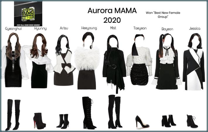 Aurora MAMA 2020 Win