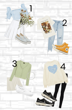 back to school fashion - which one are you?