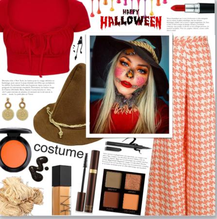Halloween Costume: Scarecrow