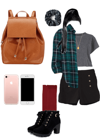 Lara Jean Cover inspired outfit