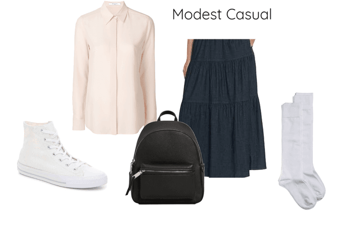 Everyday Modest Casual #4
