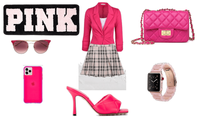 pink work