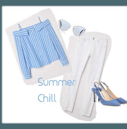 Summer chilling