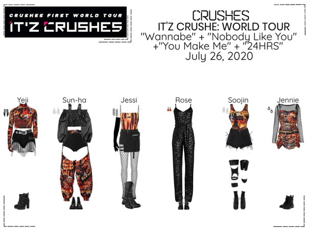 Crushes (호감) IT'Z Crushes | Chicago - Day 1