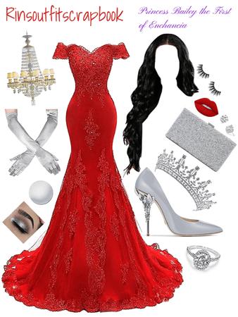 The Princess Challenge❤️🤍☁️✨