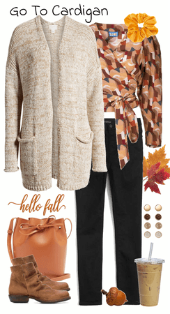 Go To Cardigan for Fall