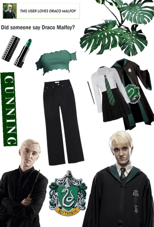 Draco Malfoy 💚🐍