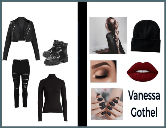 Vanessa Gothel Descendants Number 1