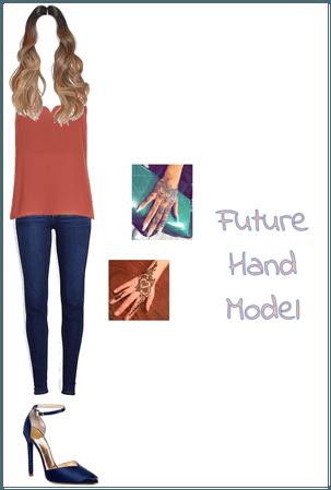 Future Hand Model